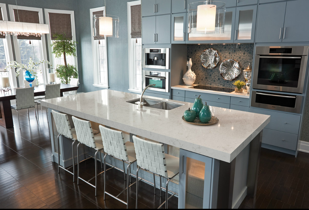 Cambria Torquay™ Counters in Kelowna, BC